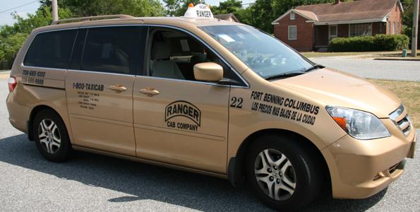 ranger cab company columbus fort benning ga 706 685 1000 www rangercab com